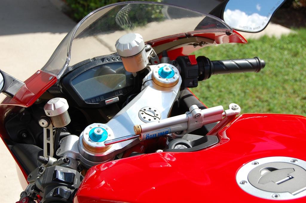 Steering Damper 600rr Net